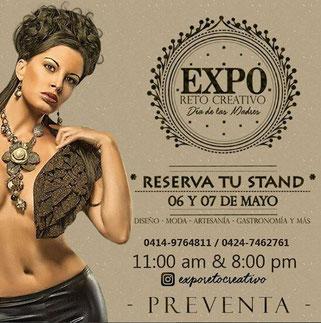 Expo Reto Creativo - 8va Edición, Día de las Madres