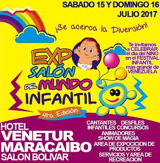 Expo Salón del Mundo Infantil - 4ta edición / Maracaibo