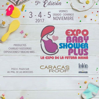 Expo Baby Shower Plus - 5ta Edición