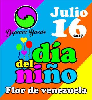 Depana Bazar - Edición Especial Día del Niño