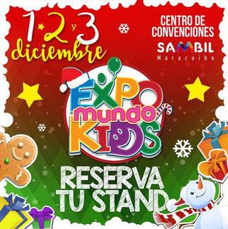 Expo Mundo Kids - 4ta edición