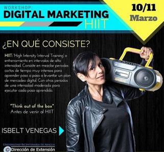 Workshop Digital Marketing Hiit