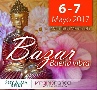 Bazar Buena Vibra - Soy Alma Reiki