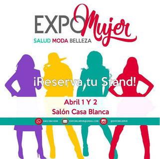 Expo Mujer Venezuela - 1era Edición