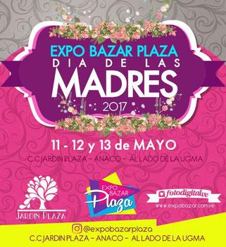 Expo Bazar Plaza - Día de las Madres
