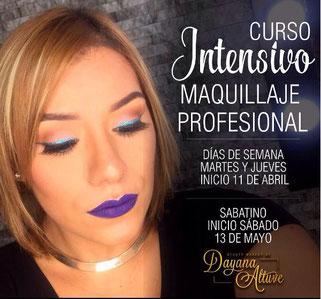 Curso Intensivo de Maquillaje Profesional - Dayana Altuve