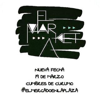 El Market - Mercado en la Plaza / Marzo 2017