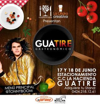 Guatire Gastronómico - Kirmig Cocktails & Foods