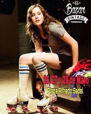 El Bazar Vintage - Mayo 2017