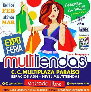 Expo Feria Multitiendas 2017 - ProADN15