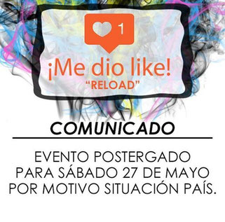 "Conferencia Me Dio Like ""Reload"" - Smartketing"