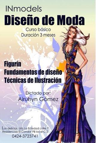 Curso Básico de Diseño de Moda - INmodels