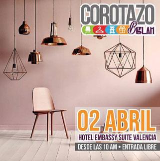 Corotazo Bglam - Abril 2017