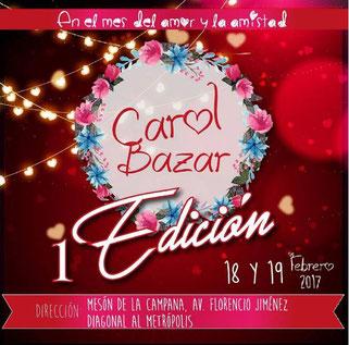 Carol Bazar - 1era Edición