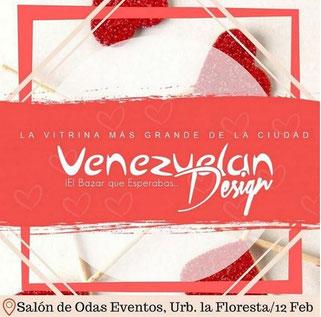 Bazar Venezuelan Design - 3ra Edición