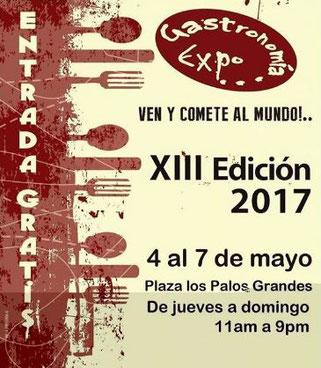 Expo Gastronomía Venezuela - XIII Edición 2017