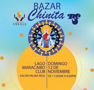Bazar Chinita - Fundación Creole