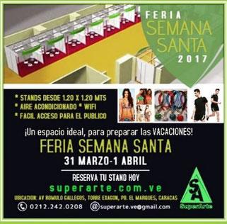 Feria Semana Santa 2017 - SuperArte