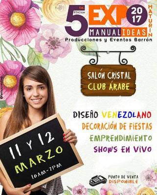Expo Manualideas - 5ta Edición