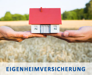 Eigenheimversicherung, Gebäudeversicherung