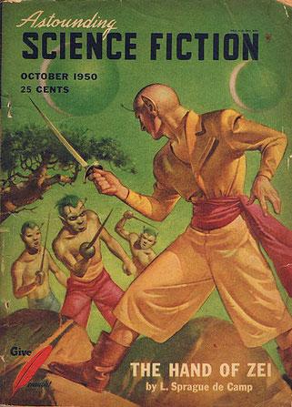 Astonding Science Fiction Oct.1950