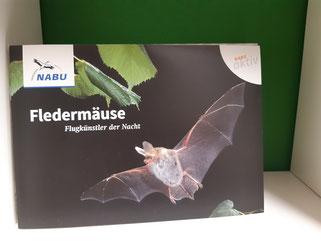 Info-Heft Fledermäuse 2,50 €