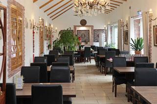 Veranstaltungsaal Restaurant Rosengarten