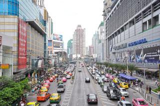 Bangkok City Thailand