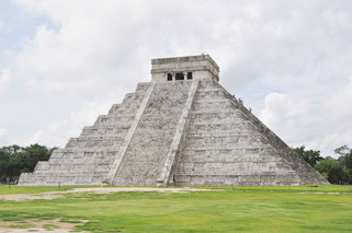 Mexico Chichcen Itza Pyramide