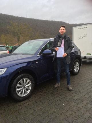 Kai Fleuchaus, 06.03.2020 in Wertheim