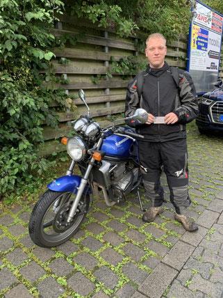 Tobias Diehm, 20.08.2021 A2 in Wertheim
