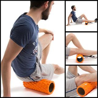 Die Anwendungen der Tiefmuskelmassage