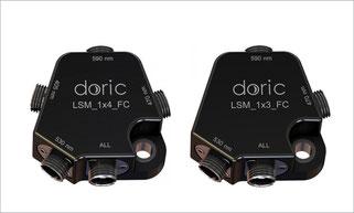 Doric 可視光波長ミキサー Light Spectrum Mixer
