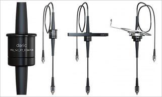 ファイバーフォトメトリー用 ピッグテール光ファイバーロータリージョイント Fiber-optic Rotary Joint for fiber photometry