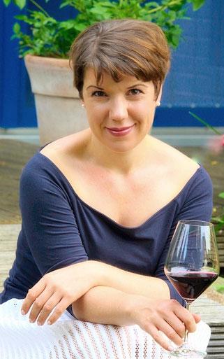 Jenny Roßberg Dozentin für Weinseminare