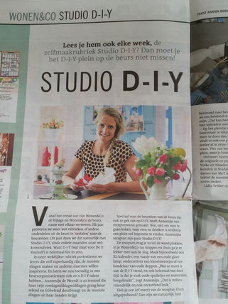 Wonen en Co - Studio DIY