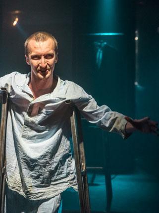 18 сентября - спектакль - Сибирь - Питер-Афиша