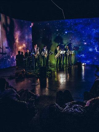 Space Jazz: В ритмах нового света