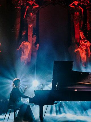 29 сентября - концерт - Рояль. Музыка композиторов Hans Zimmer & Yann Tiersen. Classic Energy - Питер-Афиша