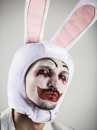 8 сентября - Спектакль - За белым кроликом