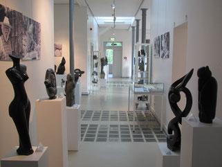 Shona Skulpturen Ausstellung, Kurhaus Bad Soden