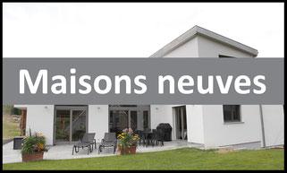 Maison neuve, WALDIGHOFFEN, Fenêtres Bois-Alu
