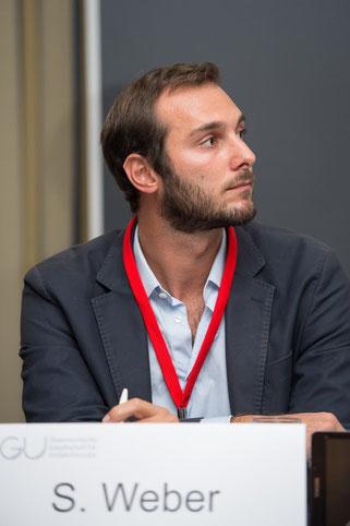 Dr Sebastian Weber