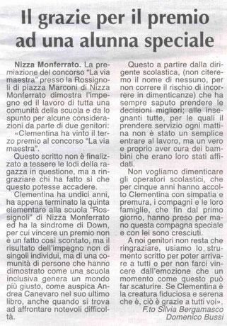 ARTICOLO L'ANCORA 22-06-2014