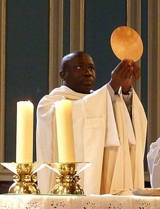 6-La consécration et la communion