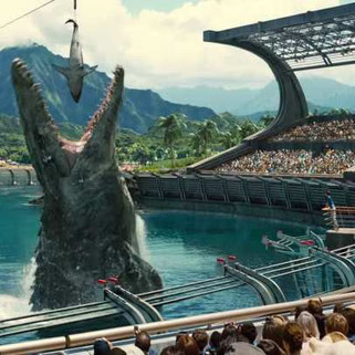 "Screenshot ""Jurassic World"" (Universal)."