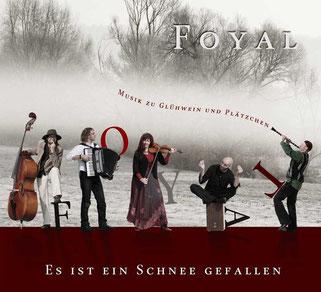 Alte Weihnachtslieder, musikalisch neu gewandet, Folkig, Jazzig, neu und doch vertraut.