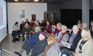 M. Dovergne, maire-adjoint à la culture, était présent dans l'assistance / Photo Y. François