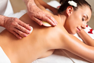 Lava Shell Massage Mannheim