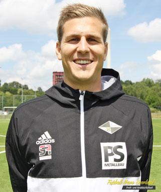 Pascal Bauer, Trainer der Spvgg Quierschied